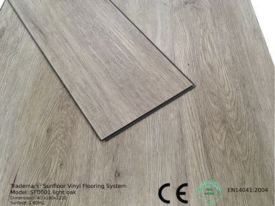 Vinyylilankku LIGHT OAK